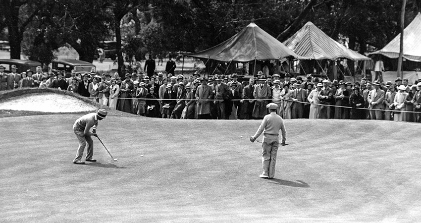 History - Metropolitan Golf Club