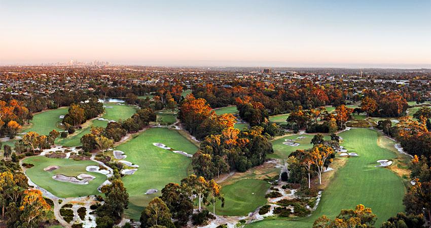 Golf - Metropolitan Golf Club